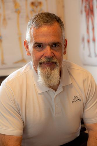 Franz Papouschek-Fitnesstrainer